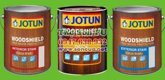 Sơn gỗ Jotun WoodShield