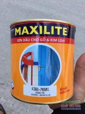 Sơn gỗ Maxilite